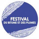 logo festival bitume plumes