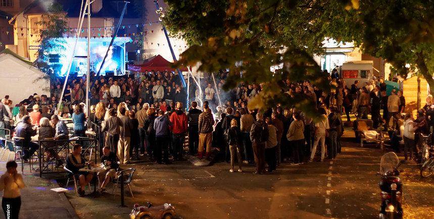 festival du bitume place du jura