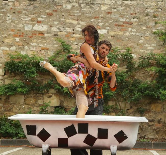 Toque de tango festival du bitume et des plumes